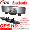 2 Lens Full Hd Gps Bluetooth Auto Drive Recorder, Manufacturer