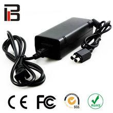 FCC/CE Cert for xbox360 slim power adapter