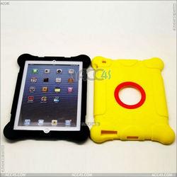cartoon design silicone case for ipad mini P-iPAD3CASE066