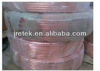 copper clad aluminum pipe for air conditioner