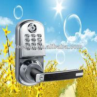 fob door lock key digit