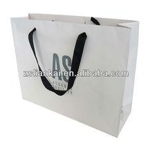 Ribbon Band Paper Bags Printing