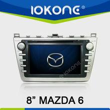 High class Mazda 6 car audio
