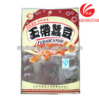 Aluminum foil bag,dry food packaging pouch,bag with side gussets
