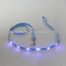 led dog leads led light retractable dog lead