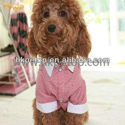 Clo1098 Swallow Cotton Pet Suit