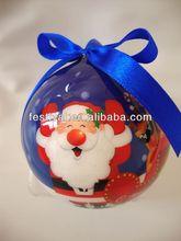 2013 China top 10 high quality Christmas balls gift wall mounted christmas trees