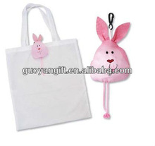 Rabbit Eco Foldable Nylon Shopping Bag