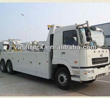 Valin 7t lifting quality 3 axles heavy duty wreker truck