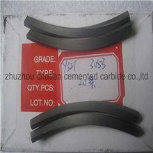 hard alloy tungsten screw-on cutter