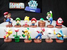 Wholesale Anime Super Mario Bros Action Figure Set of 13pcs