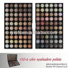 Personality!120 -4 Color Eyeshadow Powder eye magic