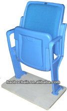 Folding stadium VIP box seating, Venue high quanlity chair, Rostrum seatings.