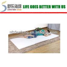 soft breathabler eco-friendly memory foam topper