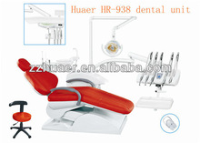 Top-mounted instrument dental chair unit HR-938