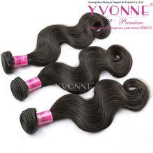 100%human hair hywig cambodian body wavy hair extensions