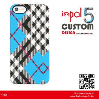 2013 new products water proof for iphone 5 rubberzied hard cover
