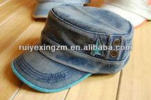 Men cowboy Five-Pointed Star military cap