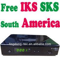 Vivobox s926 Free IKS SKS satellite receiver better than brazil cable receiver lexuzbox f38