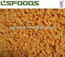 IQF Frozen sweet potato (dice/cube)