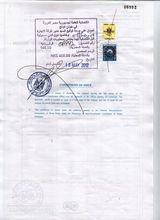 Provide Turkey Embassy countersigned service
