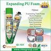 Joint Polyurethane Foam Filler (ROHS CERTIFICATE)