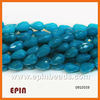 12*16-12*40mm faceted drop blue dyed jade buyers wholesale