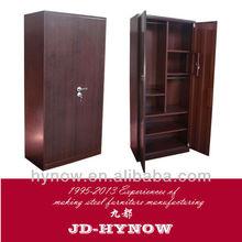 Metal Clothes Storage Wardrobe Bedroom Furniture