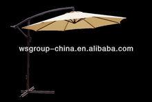 Garden umbrella parasol