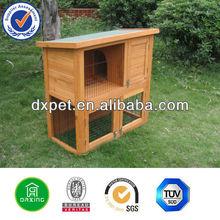 Bunny cage wooden furniture DXR015
