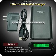 Goldrunhui-RH-E0059 4*18650 Battery Charger Tomo Brand