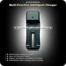 Goldrunhui-RH-E0055 Intelligent 9V Battery Charger