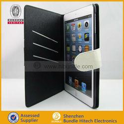 2013 Hot sale for apple ipad mini smart cover