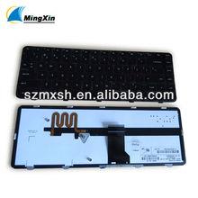 laptop uk keyboard for DM4 backlihgt color black
