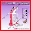 2013 professional best home use skin tightening vacuum monopolar rf lifting face beauty machine