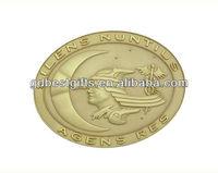 design custom metal coin euro