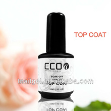 CCO Soak-Off UV&LED Matte Top Coat