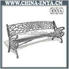 Metal Park Bench, Outdoor Furniture, Patio Furniture