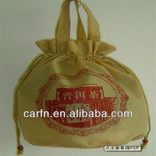 eco drawstring non woven soccer shoe bag