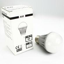 Dimmable 7w,E27 base, A60 bulbs, SMD5630 TUV CE&UL No:E351835, 4000K, 4500K, 6500K three years warranty