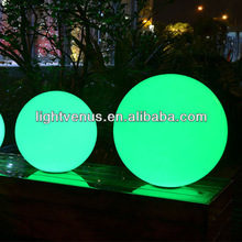 LED Floating Ball with Adaptor/color changing