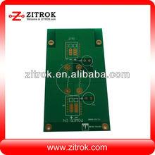 Reading Lamp 1.3mm Board Thickness Rigid Multilayer PCB Board