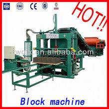 QTJ4-40 cement block machine, hollow block machine in myanmar
