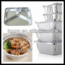 disposable aluminium container