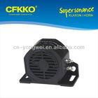 electronic auto siren horn alarm buzzer speaker 12V or 24V