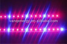 7 band led grow light,2013 Newest led grow light,red blue orange white color full spectrum T8 led grow tube 20w