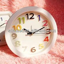 2013 latest digital decorative alarm clock for home decoration