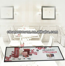 Logo customized full printing table place mat
