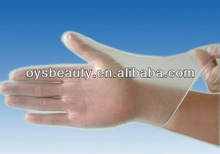 Hot sale !High quality Cosmetic vinyle hand gloves for beauty industry