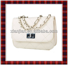 2013 New Fashion Lady Quilted Chain Mini Small Bag, Shoulder/Tote/Cross Bag ( BCC015 )